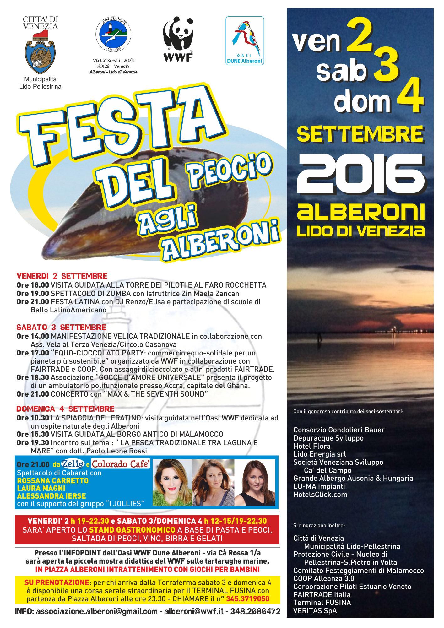 Festa del Peocio 2016